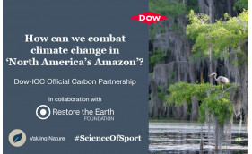 Dow teams up with Restore the Earth Foundation to revitalize North America's Amazon