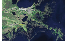 Restore the Earth Foundation Awarded $2 million from the National Coastal Resilience Fund to support a Green-Gray Approach to Gulf Coast Resiliency
