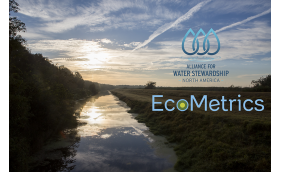 The Alliance for Water Stewardship and Restore the Earth Foundation partner to align a robust standard with relevant metrics to track progress towards sustainability goals