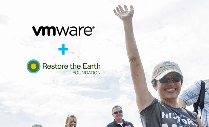 VMware Joins One Million Acre Landscape-Scale Restoration Project