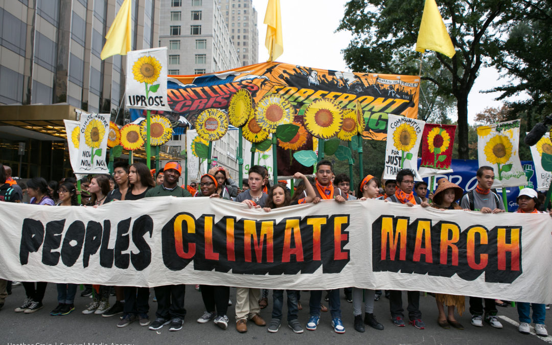 Building a Movement to Create a Better Climate