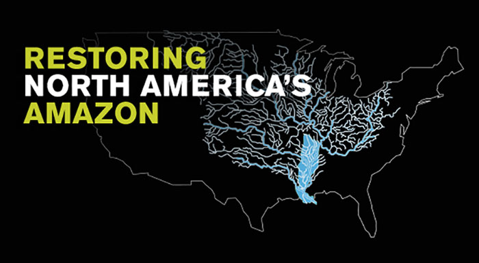Breaking Ground on a Bold New Vision to Address Climate Change: Restoring North America's Amazon