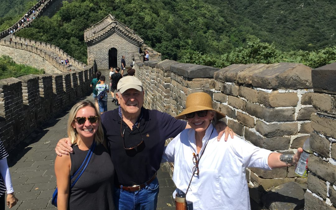 Dispatches from China: Part One